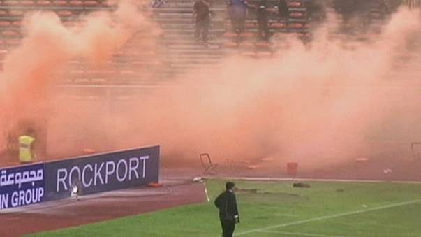 World Cup qualifier in Malaysia abandoned due to crowd trouble