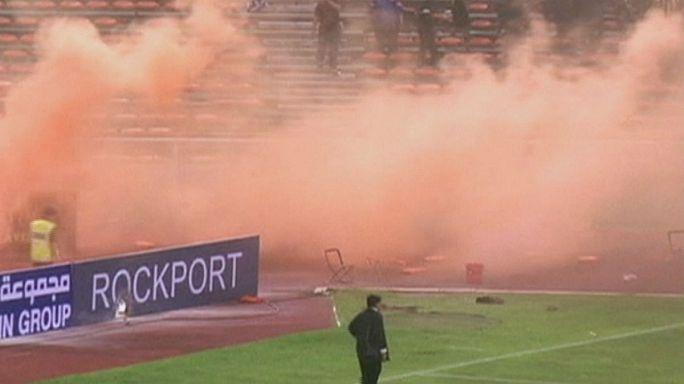 الاتحاد الآسيوي يندد بأعمال الشغب التي شهدتها مباراة ماليزيا والسعودية