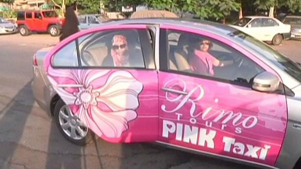 Pink Taxi strikes back against sexual assaults in Egypt