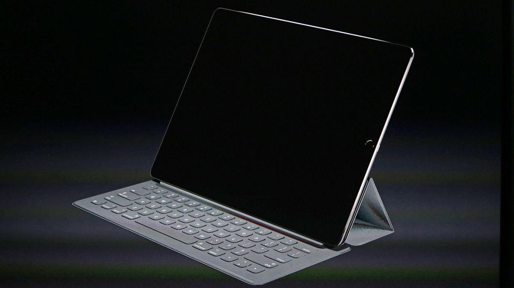 Apple aposta em grande no novo iPad Pro e lança iPhone 6S