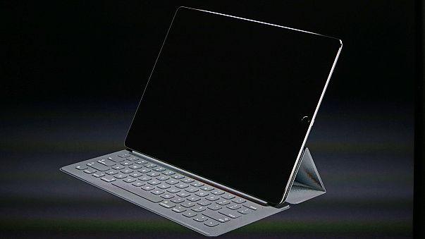 Apple unveils new iPad Pro