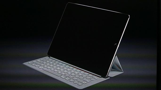 Apple unveils new iPad Pro