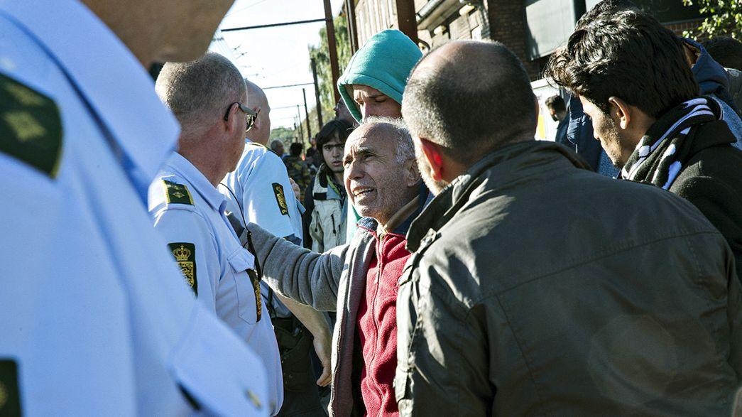 Danimarca: migranti rifiutano identificazione, sospesi treni con la Germania