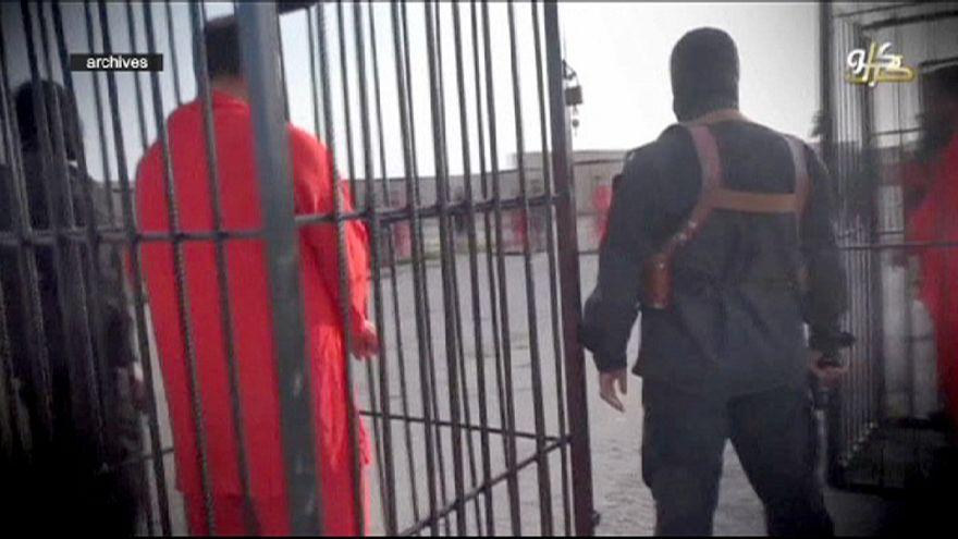 IŞİD iki rehineyi satılığa çıkardı