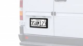 Image: Reviver Auto's digital license plate