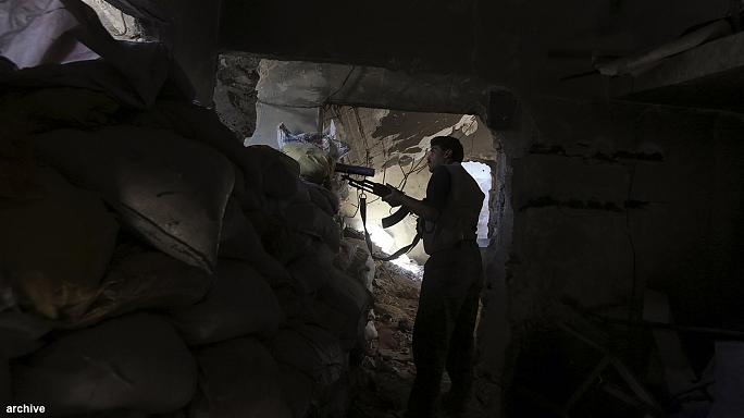 """الحلف الأطلسي """"منشغل"""" بشأن التواجد العسكري الروسي في سوريا"""