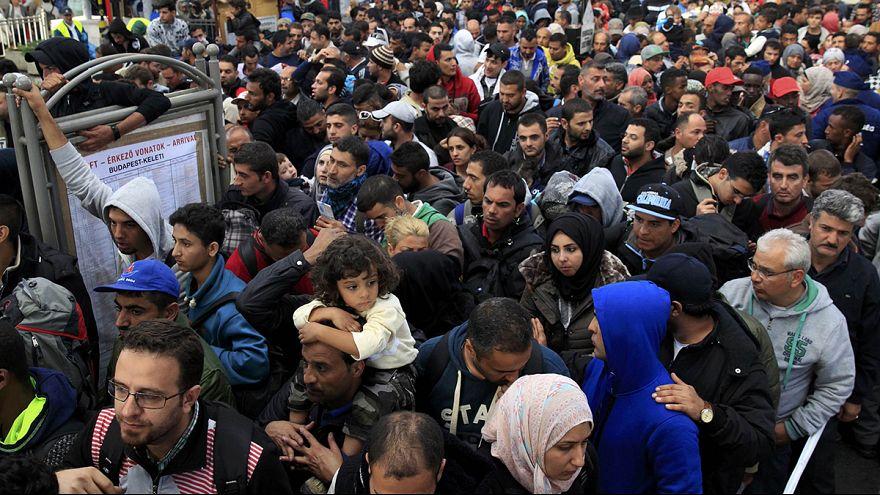 Az osztrákok leállították a Magyarország felől érkező vonatközlekedést - összefoglalónk csütörtökről