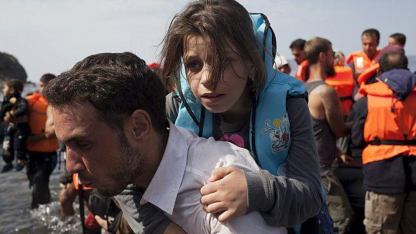 Los tuits más retuiteados en Europa sobre la crisis de los refugiados