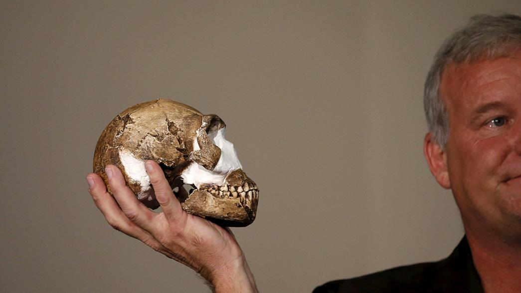 "Sudafrica: scoperto ""Homo Naledi"", specie umana finora sconosciuta"