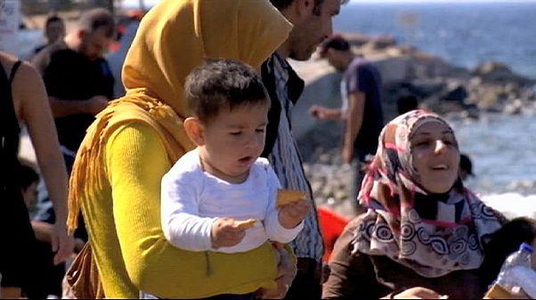 Политика убежища в ЕС на перепутье