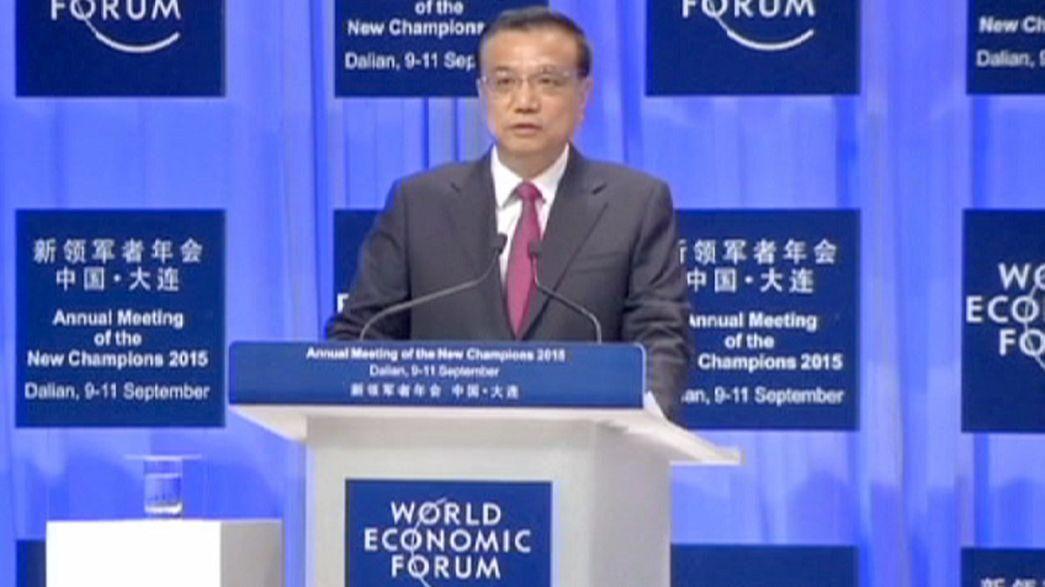 A China está na boa direção, diz o primeiro-ministro chinês