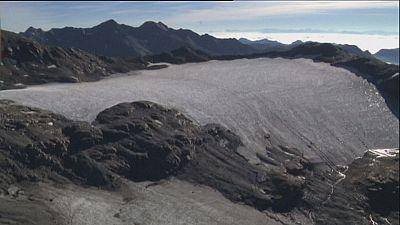 Italienische Gletscher sind in 20 Jahren fast verschwunden