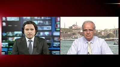 """El Ejército """"listo para intervenir"""", según un decreto del primer ministro turco"""