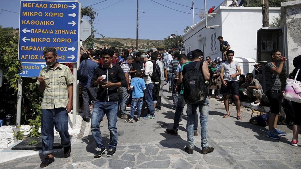 اتفاقية دبلن وحدودها إزاء أزمة اللاجئين