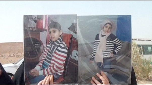 A Kerbala i funerali di Zainab e Haider, i due bambini annegati con Aylan