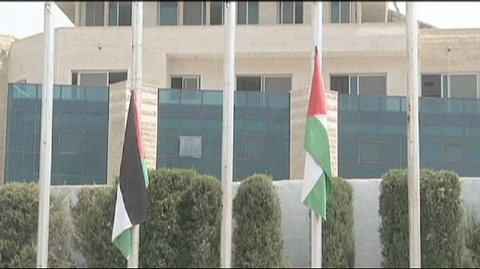 EU split as UN approves raising of Palestinian flag