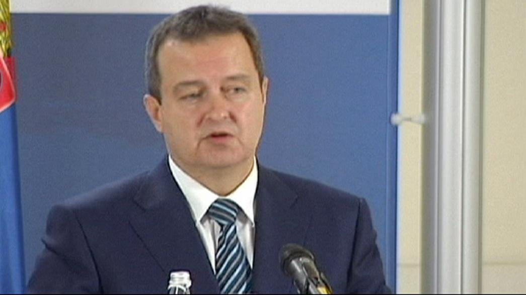 """Serbia: Dacic ripreso con un latitante si difende """"non era indagato"""""""