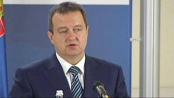 Sırp Bakanın uyuşturucu baronu ile görüntüleri ülkeyi karıştırdı
