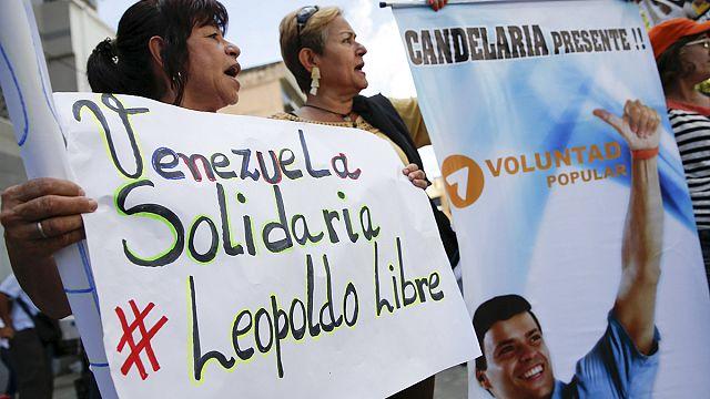 Venezuelalı muhalif lidere hapis cezası