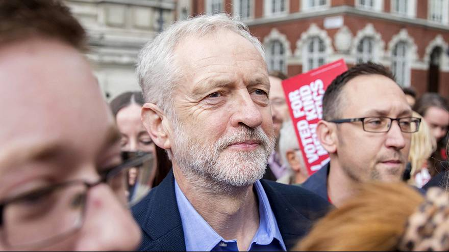 Jeremy Corbyn is the new leader of UK Labour Party