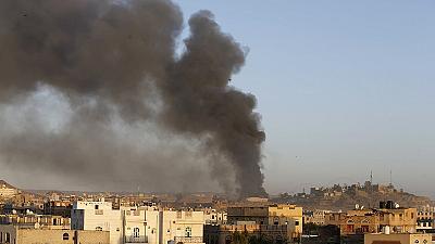 UPDATE: Fighting steps up in Yemen, despite new peace talks