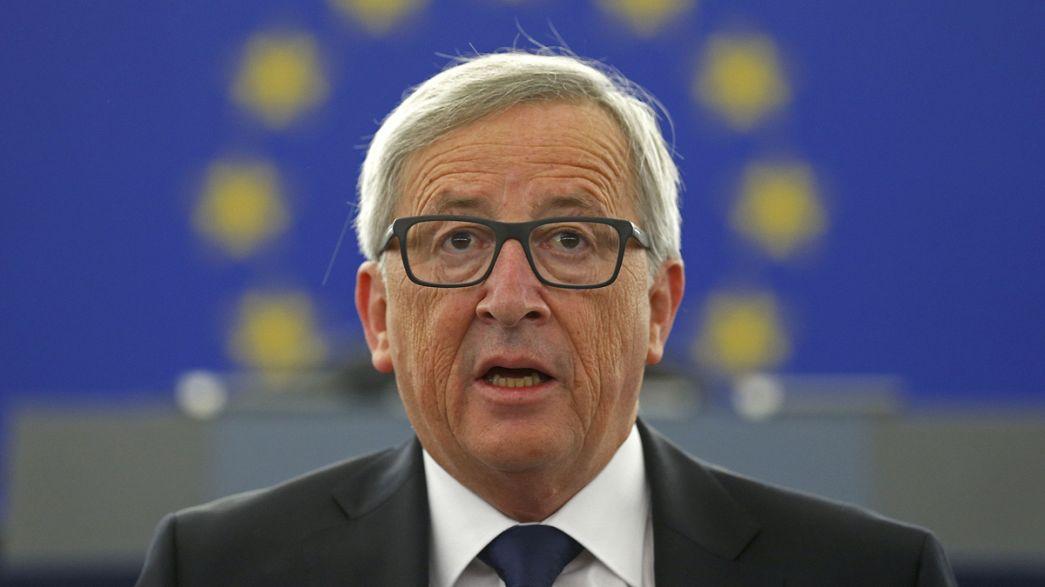 """""""Europe Weekly"""": Discurso de Juncker domina atualidade europeia"""