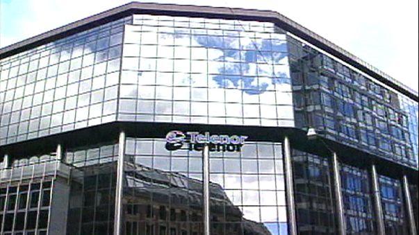 TeliaSonera and Telenor call off Danish mobile merger