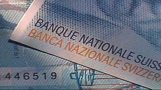 Le franc suisse est au plus bas depuis la fin du cours plancher