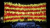 Catalan National Day may mark start of road to independence from Spain