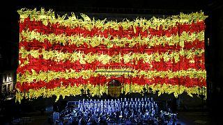 گرامیداشت روز ملی کاتالونیا