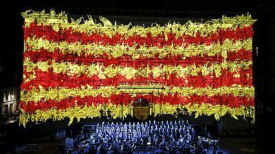 Catalunha festeja Diada de olhos postos nas eleções autonómicas
