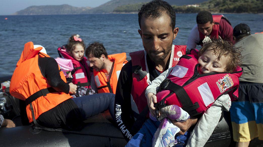 Refugiados sirios: llegada a Turquía y esperanza de una vida mejor en Europa