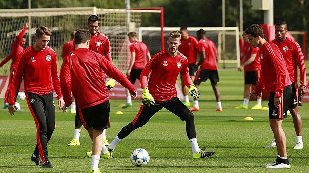 De Gea fica mais quatro anos no Manchester United