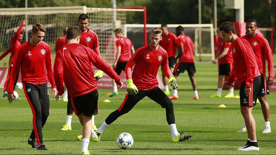 De Gea renueva con el Manchester United hasta 2019