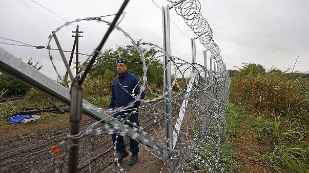 Orbán: A magyar rendőrök illegális bevándorlók lázadásával szemben állnak helyt