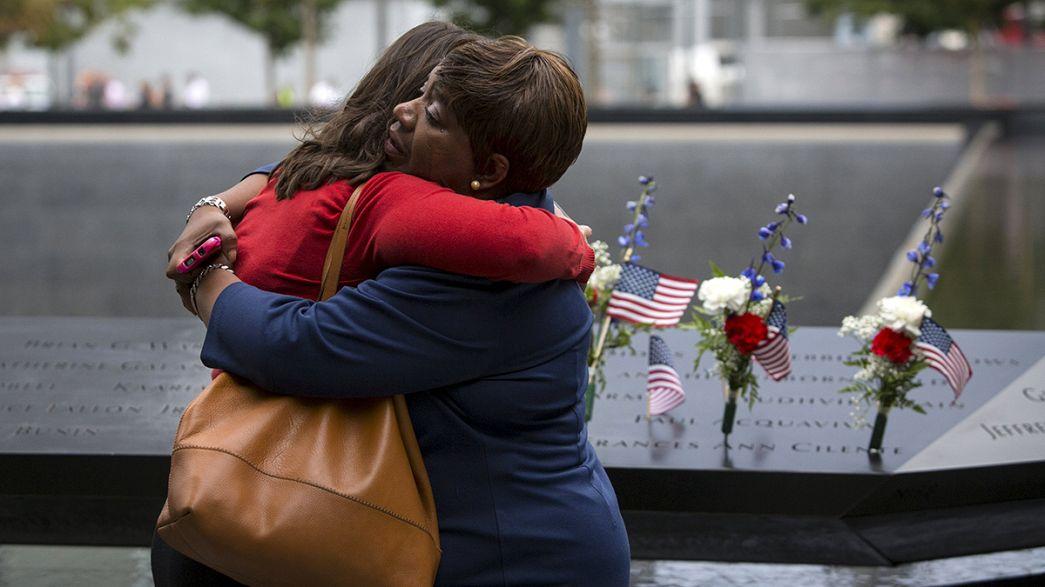 Tres días nacionales de luto en el aniversario del 11-S