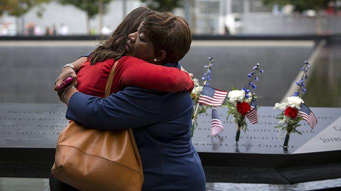 ABD'de 11 Eylül'ün 14. yıl dönümü