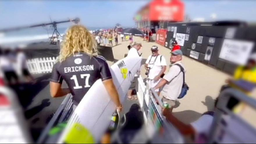California: Swatch Women's Pro at Lower Trestles