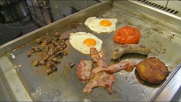 Завтраки в мире подешевели