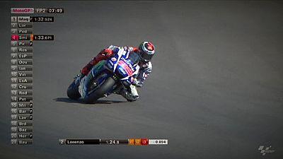 MotoGP, Lorenzo da record a Misano. Rossi quinto dopo la prima giornata