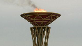 الألعاب الإفريقية : أحمد أكرم يهدي مصر الميدالية الذهبية في السباحة