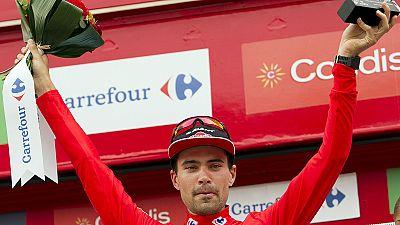 Vuelta: Dumoulin weiter ganz in rot, Tagessieg für Gougeard