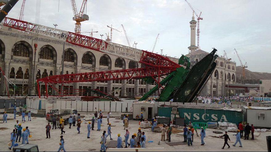 Incidente alla Mecca: si aggrava il bilancio
