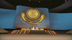 Cazaquistão: 550° aniversário do Canato Cazaque