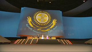كازاخستان تحتفل بذكرى 550 عاما على إنشاء أول خانية