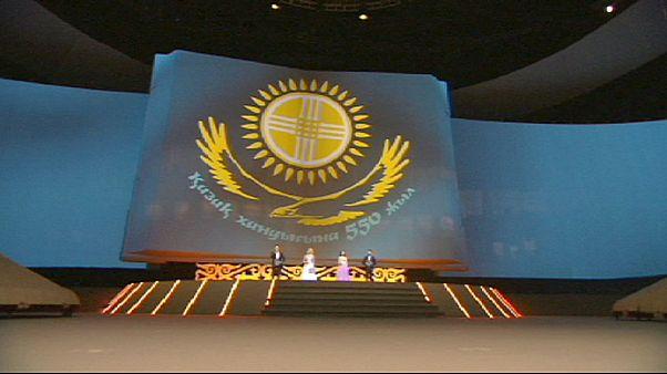 Kasachstan: 550. Jahrestag der Gründung des Kasachen-Khanates