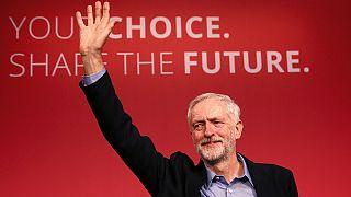 Parteilinker Corbyn neuer Chef der britischen Sozialdemokraten