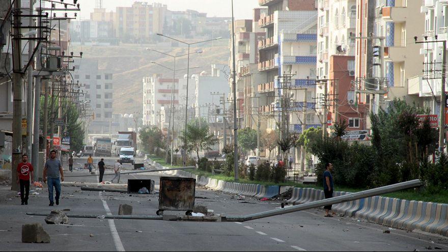 Turquía: estampas de guerra en Cizre tras el levantamiento del toque de queda