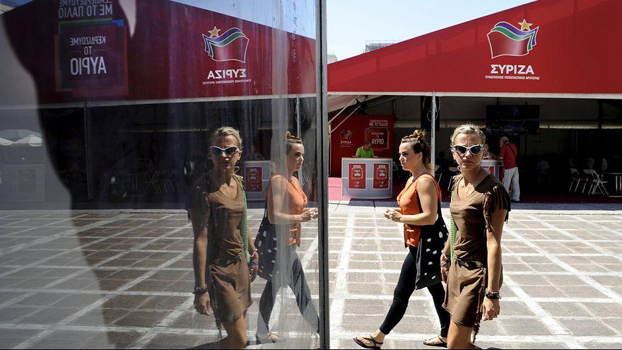Yunanistan'da kilit seçmen 'kararsızlar'