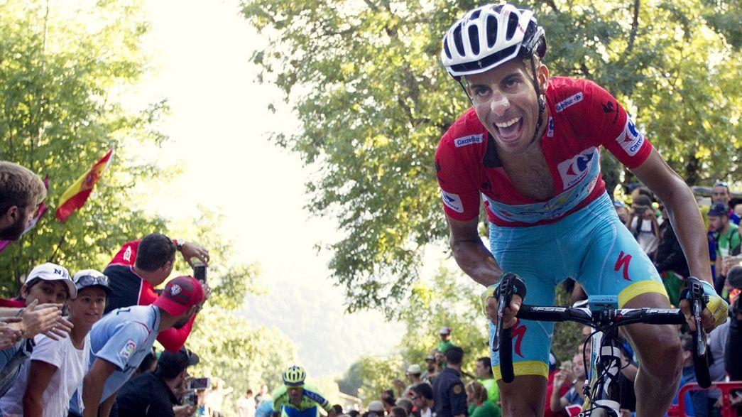 Vuelta: Aru a siker kapujában
